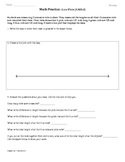 (4.MD.4) Line Plots: 4th Grade Common Core Math Worksheets