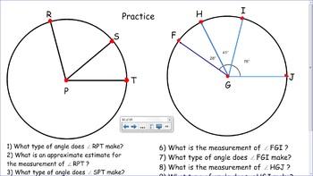 4.MD.5 SMART Board Lessons [64 Slides, ~1 week of instruction]