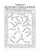 4MD6 - Measure and Draw Angles - Games, Activity and Worksheet