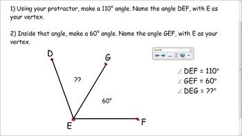 4.MD.7 SMART Board Lessons [47 Slides, ~1 week of instruction]