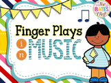 Finger Plays In Music