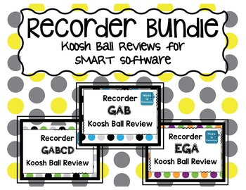 Recorder Koosh Ball Review Bundle! SMART Software
