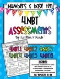 4.NBT Assessment ~ 1 Assessment Per Standard & Comprehensive Assessment