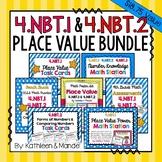 4.NBT.1 & 4.NBT.2: BUNDLE (Practice, Assessments, Posters, Activities)
