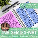 4NBT1 Place Value (Interactive Notebook Series)