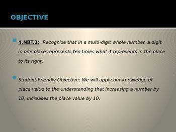 4.NBT.1 Review PowerPoint