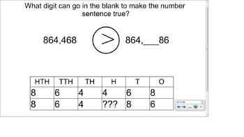 4.NBT.2 SMART Board Lessons [106 Slides, ~1 week of instruction]