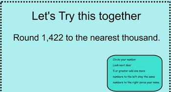 4NBT3 Rounding Numbers