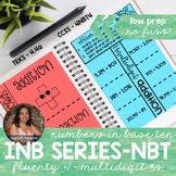 4NBT4 Add & Subtract Multidigit Numbers (Interactive Noteb