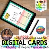 4NBT5 2 Digit by 2 Digit Multiplication Boom Cards™   Dist