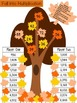 4.NBT.5 Fall Into Multiplication Game (Fall Themed)