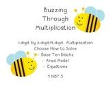 4.NBT.5(Part 2) 1digit by 3digit and 4digit Multiplication