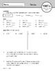4.NBT.6 Assessment: Division