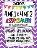 4.NF.1 & 4.NF.2 Assessment: Equivalent and Comparing Fractions