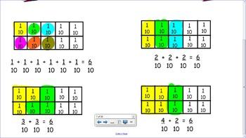 4.NF.3 SMART Board Lessons [50 Slides, ~1 week of instruction]