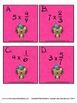 4.NF.4 Fourth Grade Common Core Worksheets, Activity, and Poster