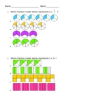 4.NF.4 - Multiplication of Fractions and Whole Numbers wit