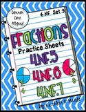 4.NF.5, 4.NF.6, & 4.NF.7 Practice: Relate Fractions and Decimals