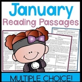 January Non-Fiction Reading Passages