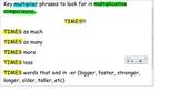 4.OA.1 SMART Board Lessons [51 Slides, ~1 week of instruction]