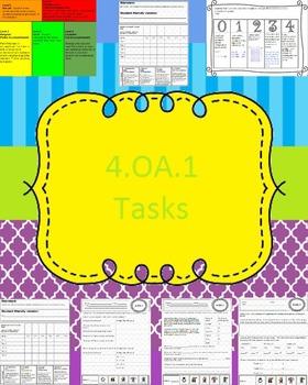 4.OA.1 - Tasks