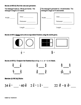 (4.OA.3) Multi-Step Word Problems:4th Grade Common Core Worksheets