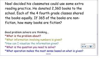 4.OA.3 SMART Board Lessons [103 Slides, ~1 week of instruction]