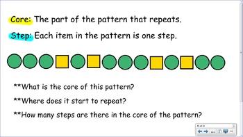 4.OA.5 SMART Board Lessons [50 Slides, ~1 week of instruction]