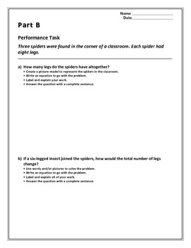 4.OA.A.1-2 Operations and Algebraic Thinking: Multiplication 1