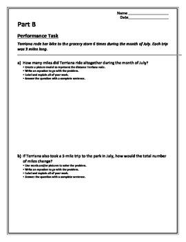4.OA.A.1-2 Operations and Algebraic Thinking: Multiplication 2