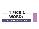 4Pics1Word Cultural Geography Edition