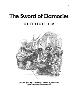 4SL - The Sword of Damocles Curriculum