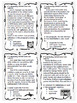 "4th Grade STAAR Reading Context Clues, 40 ""Short Passages"" Task Cards"