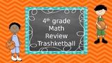 4TH GRADE MATH STAAR REVIEW TRASHKETBALL 2