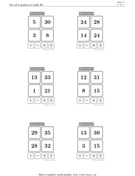 4numbers math game (14)