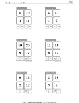 4numbers math game (16)