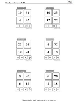 4numbers math game (4)