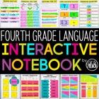 4th Grade Language Interactive  Notebook