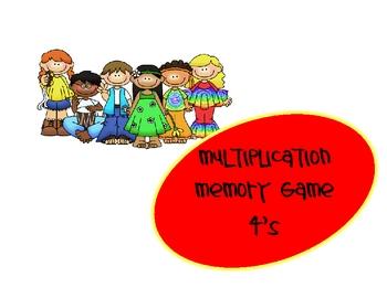 4s Multiplication Memory