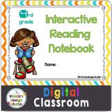 Digital Reading Notebook Google Classroom No Prep Paperless