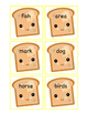 """4th 100 FRY Words """"Burned Toast"""""""