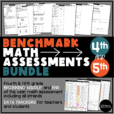 4th & 5th Grade Benchmark Math Assessments