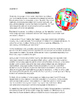 4th/5th Grade FSA Writing Prompt: Second Languages In School (Opinion Paper)