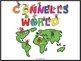 4th 5th Grade Language Arts Easy Set Up Station