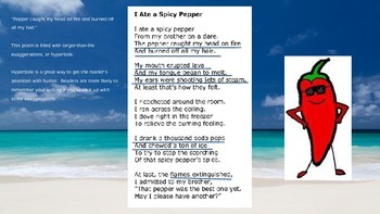 4th & 5th Grade Poetry