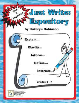 Daily Expository Writing Lessons Activities Ccss Aligned
