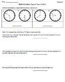 (4th 9 Weeks) 3rd Grade Common Core Math Worksheets [BUNDLED]