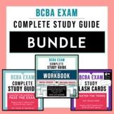4th Edition BCBA Exam Study Guide BUNDLE | Workbook + Stud