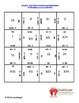4th (Fourth) Grade Common Core - Division with Remainders Puzzle