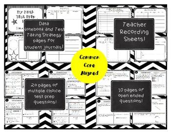 4th (Fourth) Grade Common Core Math Test Prep